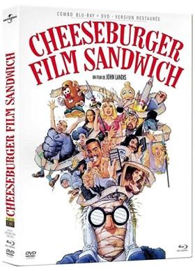 Cheeseburger Film Sandwich - jaquette