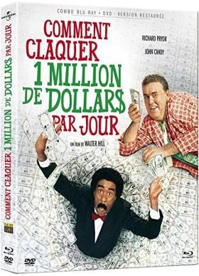 Comment claquer un million de dollars par jour de Walter Hill - jaquette
