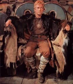 Kirk Douglas - Les Vikings de Richard Fleischer (1958)