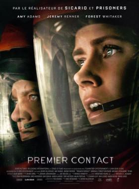 Premier Contact - affiche