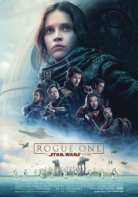Rogue One - A Star Wars Story - affiche