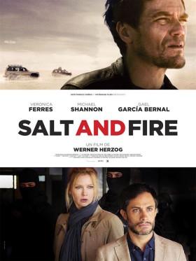 Salt and Fire - affiche