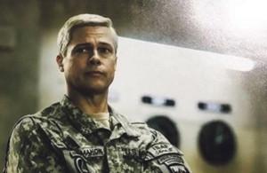 Brad Pitt - War machine