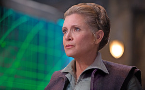 Carrie Fisher - Generale Leia Organa - Star Wars