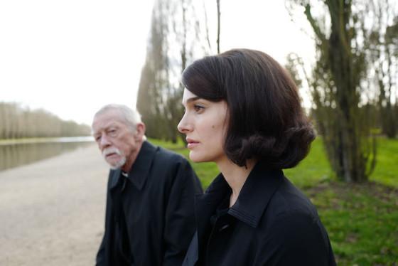 John Hurt et Natalie Portman - Jackie de Pablo Larrain