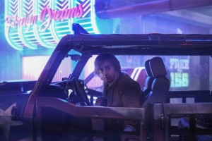 Justin Theroux - Mute de Duncan Jones