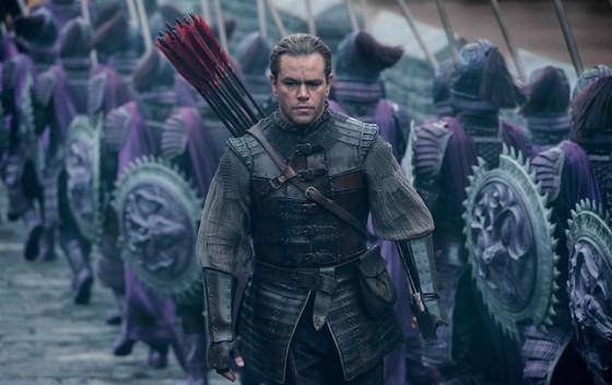 Matt Damon - La Grande Muraille