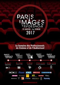 Paris Images Trade Show 2017 - affiche