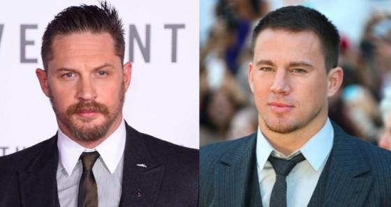 Tom Hardy et Channing Tatum dans Triple Frontier ?