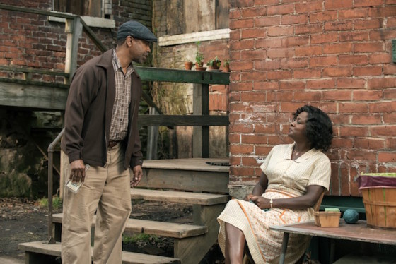 Denzel Washington et Viola Davis - Fences