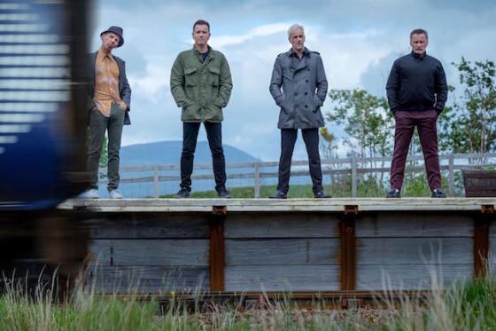 Ewen Bremner, Ewan McGregor, Jonny Lee Miller, Robert Carlyle - T2 Trainspotting