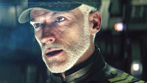 Halo Wars 2 - Capitaine Cutter cinématique