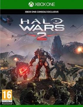 Halo Wars 2 - jaquette