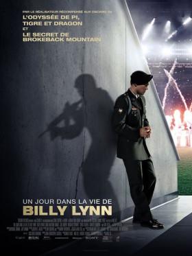 Un jour dans la vie de Billy Lynn - affiche