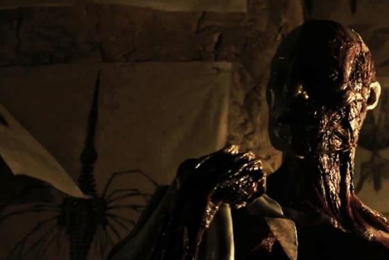 Alien Covenant - screenshot red band trailer