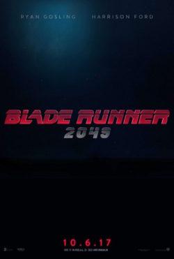 Blade Runner - poster teaser