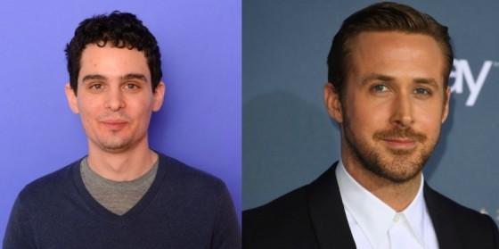 Damien Chazelle et Ryan Gosling