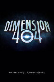 Dimension 404 - affiche teaser