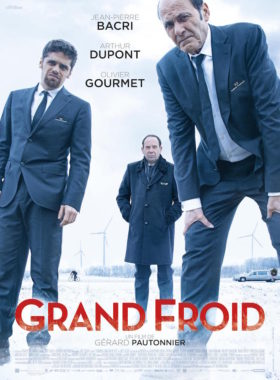 Grand froid - affiche