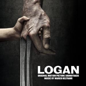 Logan par Marco Beltrami - jaquette BO