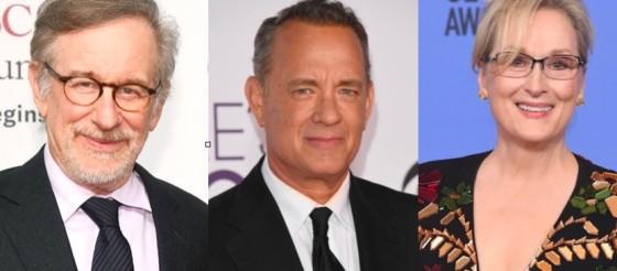 Spielberg adapte l'affaire des Pentagon Papers avec Tom Hanks et Meryl Streep