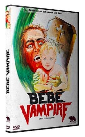 Bebe Vampire - jaquette