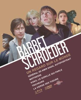 Coffret Barbet Schroeder