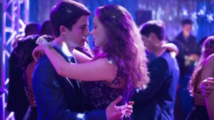 Dylan Minnette et Katherine Langford - 13 Reasons Why
