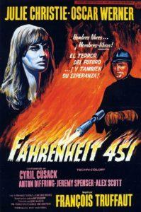 Fahrenheit 451 - Francois Truffaut