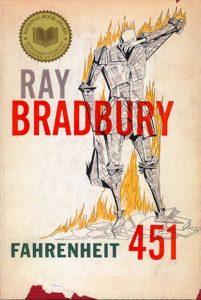 Fahrenheit 451 - livre