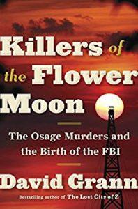 Killers Of The Flower Moon - livre