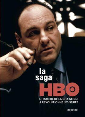 La Saga HBO - couverture