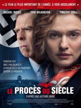 Le Proces du Siecle (Denial) - affiche