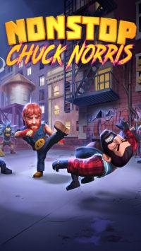 NonStop Chuck Norris - screenshot