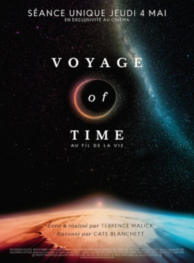 Voyage of Time - affiche