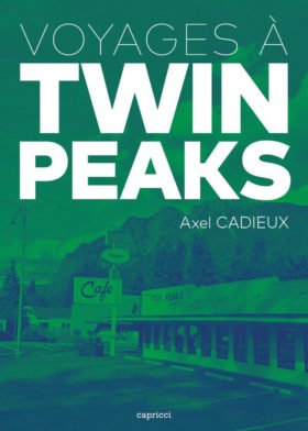 Voyages a Twin Peaks - couverture