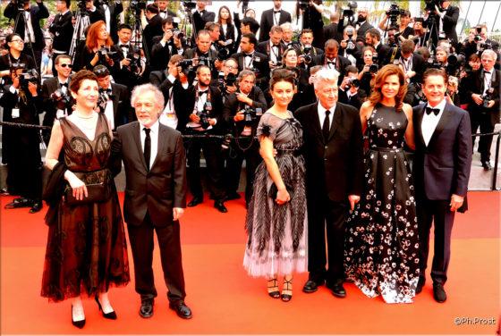 David Lynch - Twin Peaks - Cannes 2017