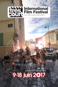 19e Tres Court Festival - affiche