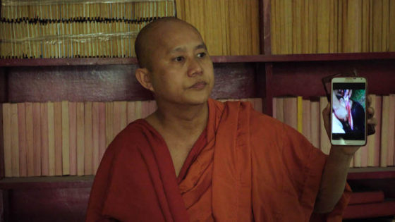 Ashin Wirathu - Le Venerable W