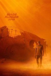 Blade Runner 2049 - affiche Harrison Ford