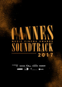 Cannes Soundtrack 2017 - affiche