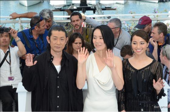 Equipe vers la lumiere - Cannes 2017
