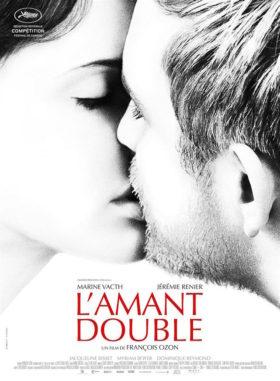 LAmant Double de Francois Ozon - affiche