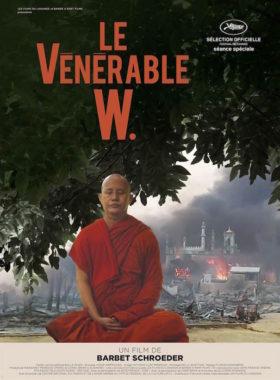 Le Venerable W de Barbet Schroeder - affiche