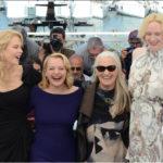 Equipe Top of the Lake - Nicole Kidman, Elisabeth Moss, Gwendoline Christie