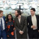 Robert Pattinson, Joshua Safdie, Ben Safdie, Taliah Webster, Buddy Duress, Oscar Boyson, Sebastian Bear-McClard