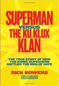 Superman contre le Ku Klux Klan