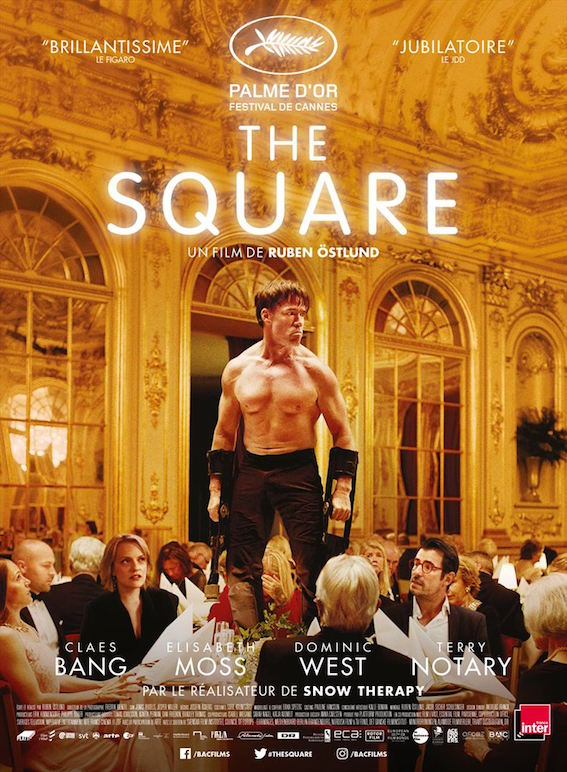 The Square - affiche