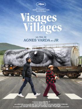 Visages Villages de Agnes Varda et JR - affiche