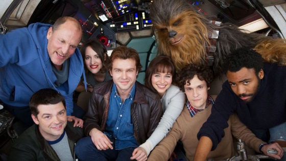 Casting - spin-off sur Han Solo